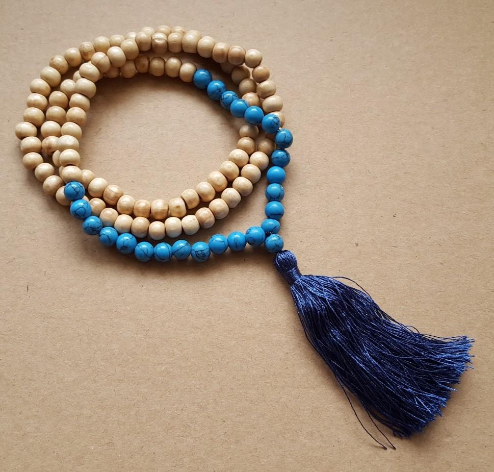 collier perle gemme